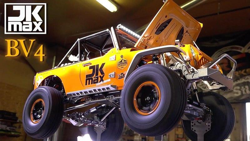 RC ADVENTURES - JK MAX BUiLD BV4 FiNAL REVEAL! NEW 2018 Super Scale CAPO Jeep