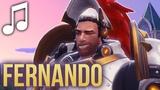 Paladins Song - Fernando (Lady Gaga - Alejandro PARODY) ♪