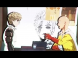 close 「one punch man」