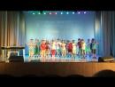 Танец 4 смены летнего лагеря RoboCamp2018