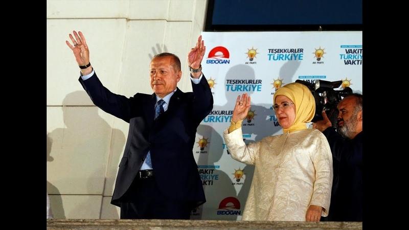 Başkan Erdoğan balkon konuşması 2018 Tamamı