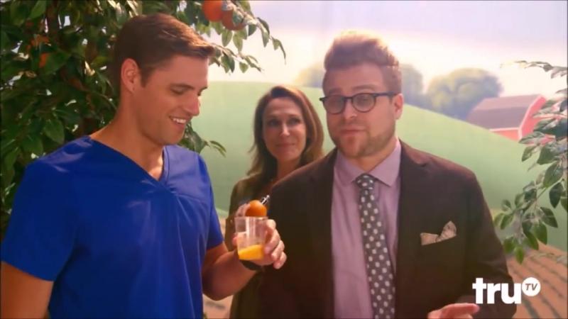№4 Адам портит все Почему все апельсиновые соки не натуральны