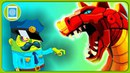 Dragon Hills 2 Роботы драконы против зомби и пришельцев в игре от Rebel Twins на Sensor Games