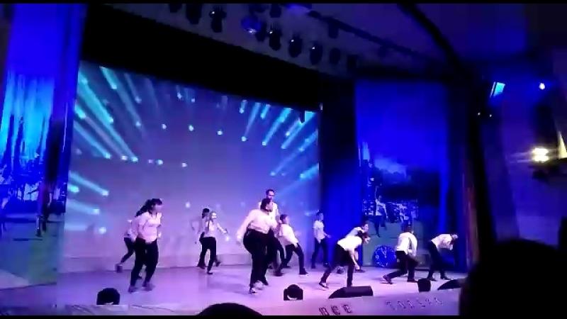 Вожатский танец «Тик-Так»