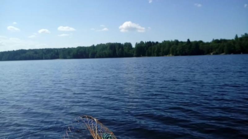 Куолемоярве.Озеро Пионерское