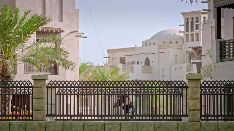 Команда экстремалов XDubai сняла новое супервидео в комплексе Madinat Jumeirah