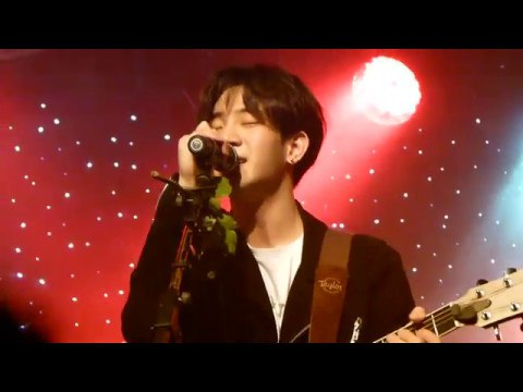 170513 THE ROSE (더로즈) - Thinking Out Loud (도준, 우성 focus)