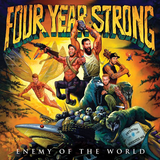Four Year Strong альбом Enemy Of The World