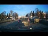 ДТП на Ольгинском мосту 05.03.2018