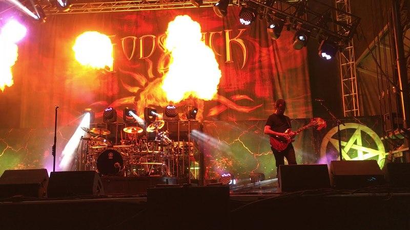 Godsmack I Stand Alone 4-28-18 Markham Park Sunrise, FL