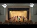 Академический хор Ad libitum ХНУ имени В Н Каразина Revolution
