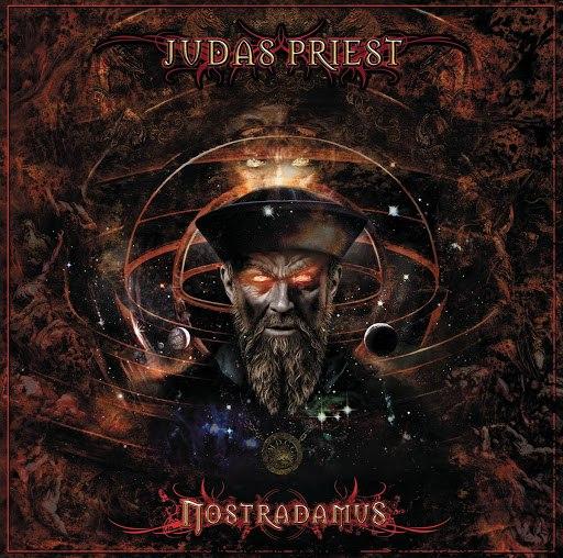 Judas Priest альбом Nostradamus