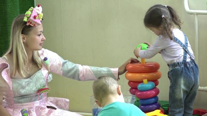 Открытие детского центра Чудесария