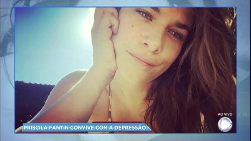 Hora da Venenosa: Priscila Fantin conta como superou depressão