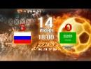 Болеем в Бамбуке Россия Саудовская Аравия