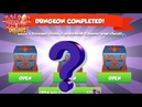 How do I get anything from Daily Dungeon DRAGON MANIA LEGENDS 1115 HD