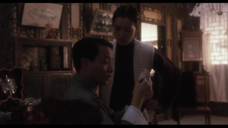 Прощай моя наложница Farewell My Concubine, 1993