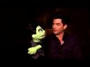 Behind The Scenes Puppet Masters Glee Adam Lamberts Puppet Cut