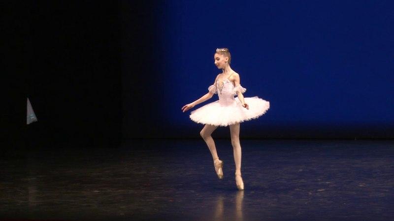 Ульяна Ефимова .МГТК Балетная школа Армида