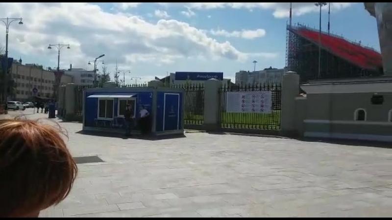Екатеринбург Арена фасад