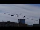 Вадим Черновецкий. -- Эскадрильи вертолетов прямо над крышами домов