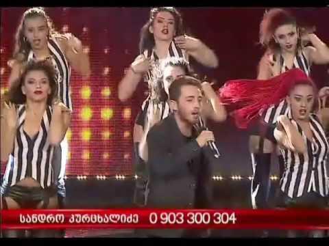 X ფაქტორი - სანდრო კურცხალიძე | X Factor - Sandro Kurcxalidze