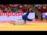 Judo Grand Prix Budapest 2018: пара чётких бросков
