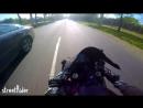 StreetRider СВАЛИЛ ОТ МЕНТОВ моя первая настоящая погоня от полиции