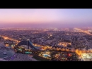 Dubai. United Arab Emirates Timelapse-Hyperlapse