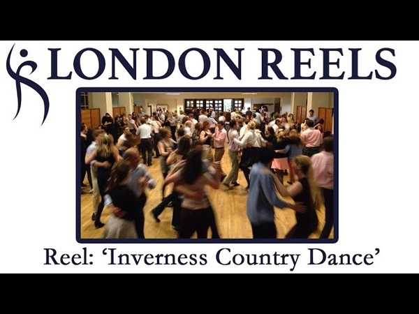 INVERNESS COUNTRY DANCE ('Speed the Plough') Video Tutorial by London Reels