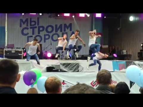 Art Project Freemen Show - Popular (12.08.2018/ЦПКиО)