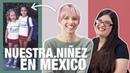 GRINGAS creciendo EN MÉXICO Mi hermana y yo Superholly
