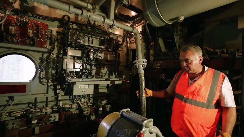 Приёмка и осмотр локомотива ЭП-1М