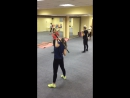 Step functional, тренер Лидия