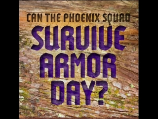 Arc's got a lot to learn when it comes to knight school traditions. Celebrate Armor Day with the #KnightSquad this Saturday! 🛡
