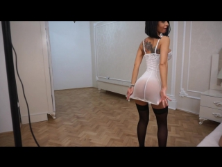 Anisyia livejasmin modeling extremely hot outfit at her new place (вебка, порно, секс, анал, вибратор, робот мжм домашнее видео