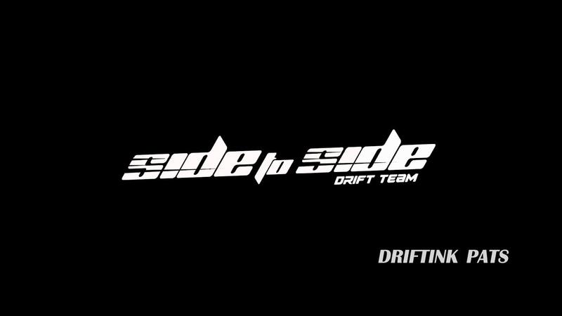 Driftink Pats su SideToSide Drift Team || Vairuotojas Artem F. || 2018.07.28 (22) ►