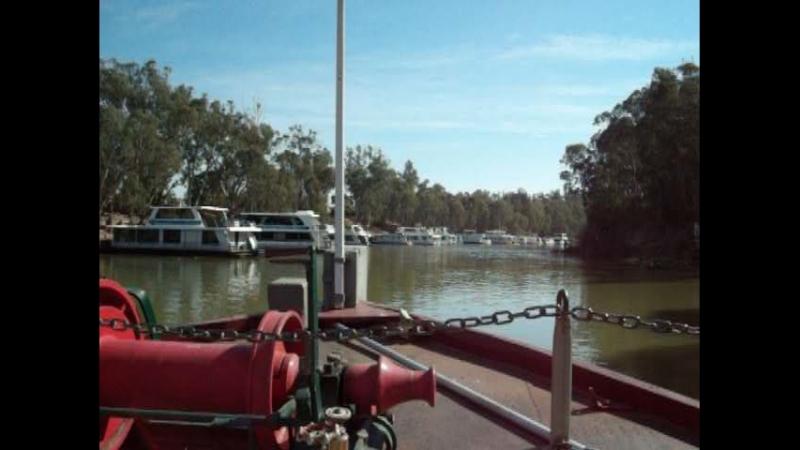 Pevensey Melbourne Paddle Steamer on Murray River 2, Victoria, Australia