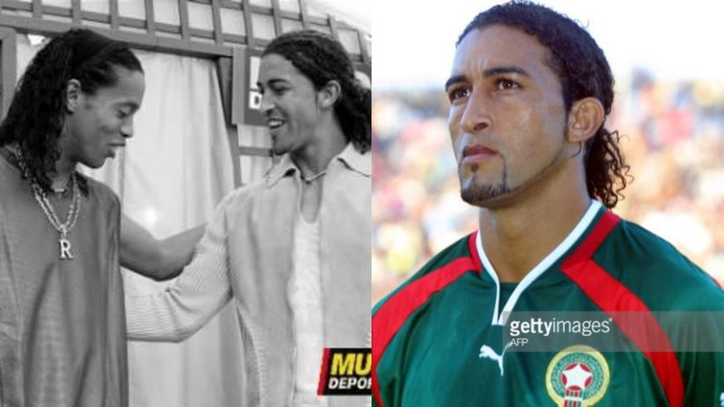 Mustapha Hadji Best 3 Goals With Morocco   مصطفى حجي افضل اهدافه مع المغرب