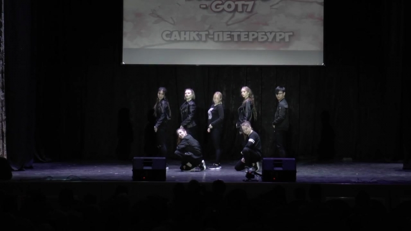 [180415] GOT7 - Hard Carry by DARK SIDE | AnimeDay