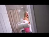 Бластер с туалетной бумагой