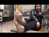 30 year old woman mature feet