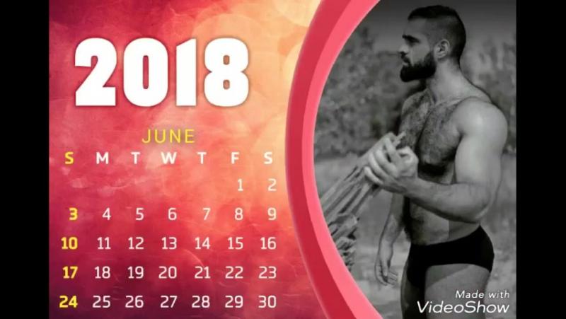 Kalendar 2018