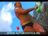 Эротическая мойка на Автоэкзотике 2006