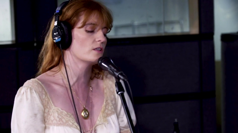 Florence The Machine — Sky Full Of Song (Live at the SiriusXM Studios, New York City | 25.06.2018)