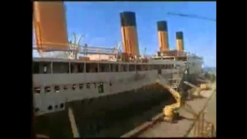Как снимали Титаник. Приколы на съемках фильма =D