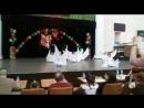 Танец Черное и белое