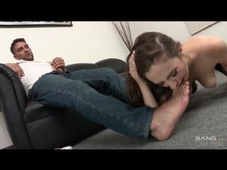 Elektra Rose Bang Casting Rough Sex Big Tits Hardcore Spitting Squirting Foot licking Facefucking Deep Throat