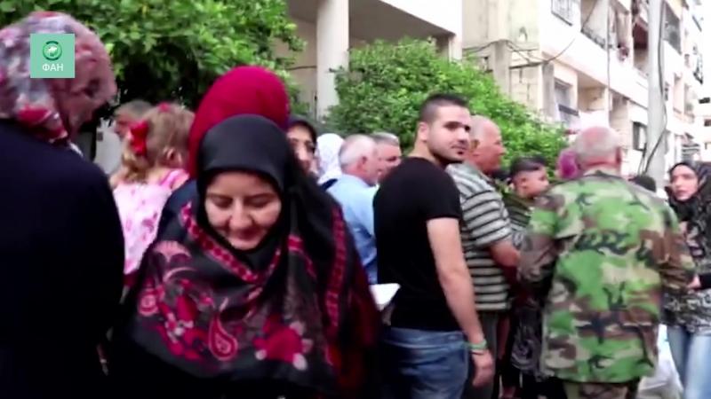 Сирия спасла жителей шиитских сел в Идлибе: репортер ФАН запечатлел эвакуацию из Аль-Фуа и Кефраи