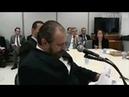 Assista a mais um piti do juizecuzinho Sérgio Freisler Moro no tribunal Nazi-Lava Jato